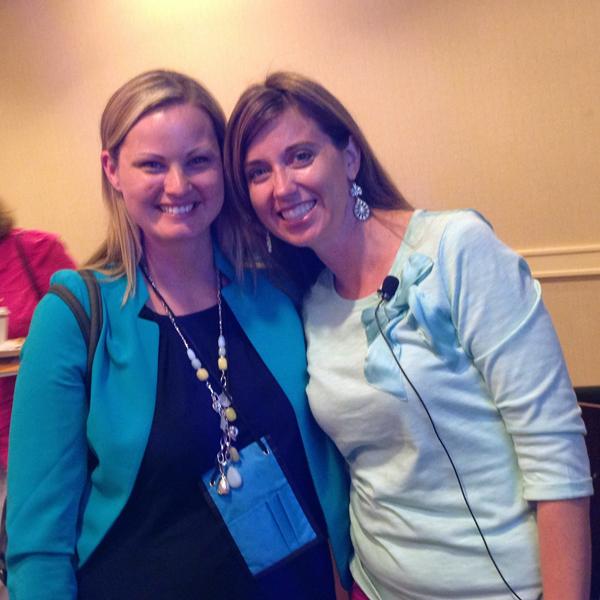 Kristen Duke at Haven Conference