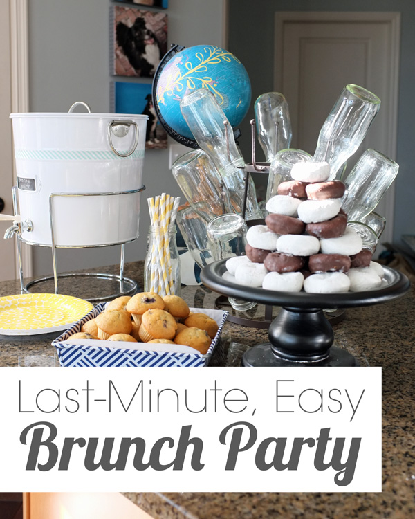 Host A Party In Less Then 24 Hours