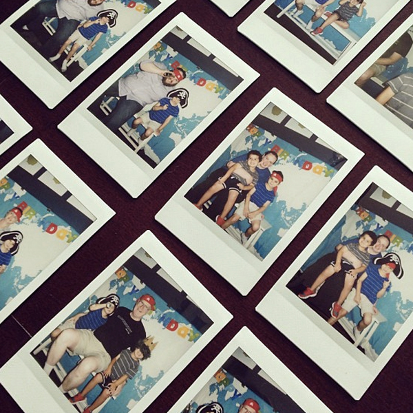 Instax Photo Booth Party Favors