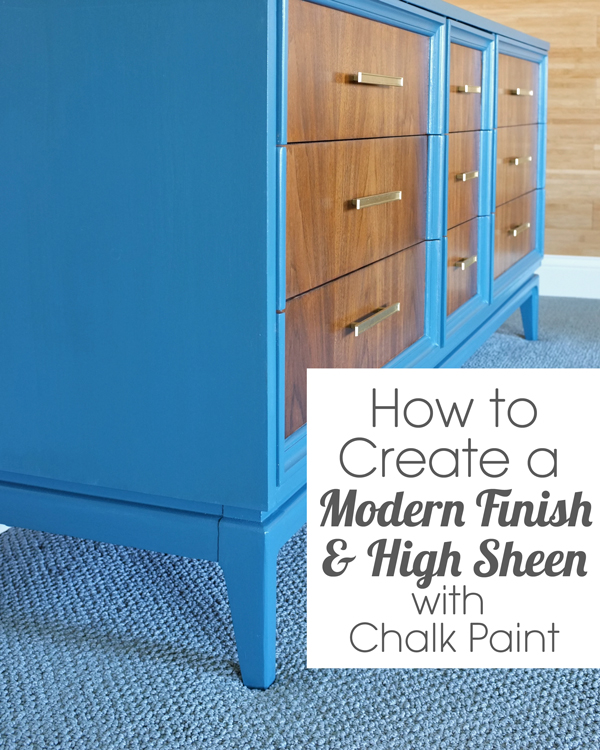 How To Make Chalk Paint Smooth