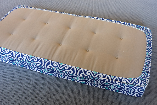 Diy Removable Tailored Daybed Cover Amp A Favorite Fabric Source