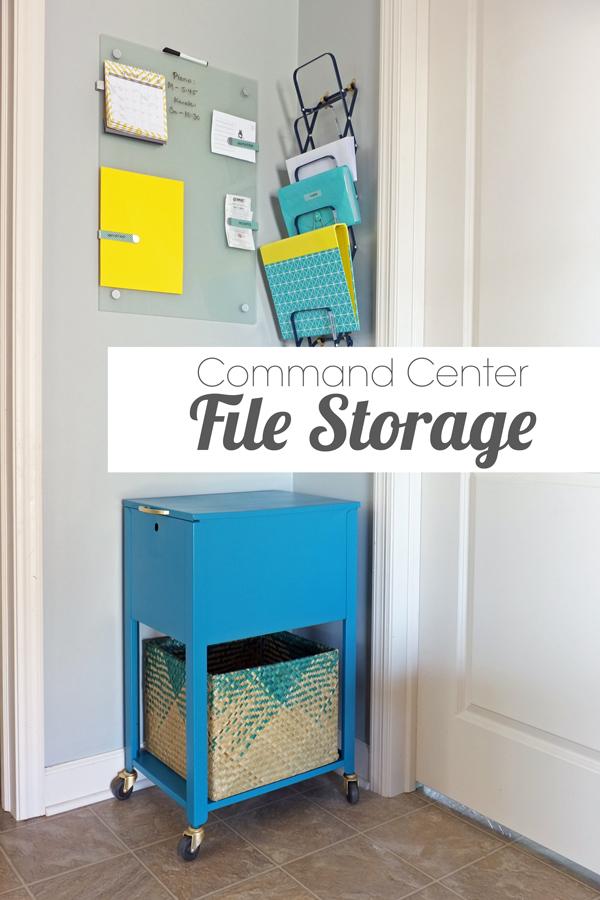 Command Center File Storage