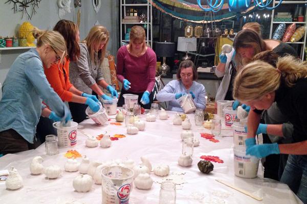 Minneapolis DIY Classes at Prime and Polish