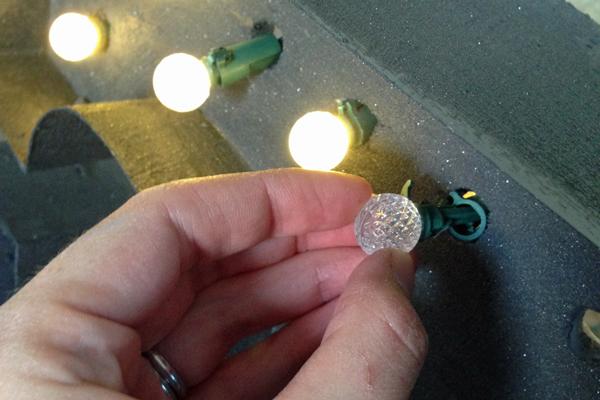 Wiring a DIY Marquee Light