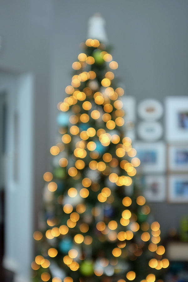 Easy Christmas Tree Lights