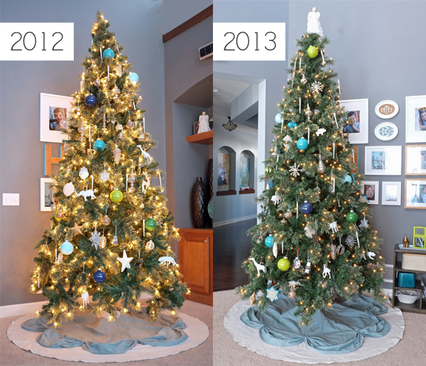 It's Okay to Use Last Year's Ornaments