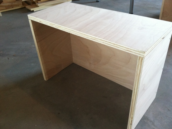How to make rolling mudroom storage drawers by Organized with Annie for tealandlime.com