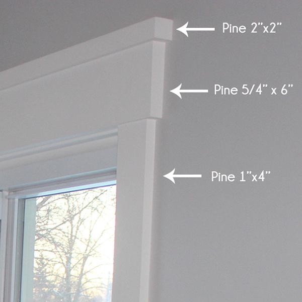Craftsman Window Trim Materials | Home Coming for tealandlime.com