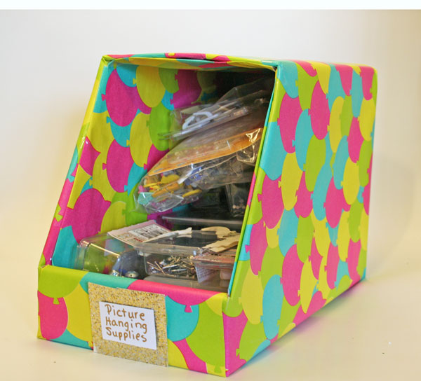 Decorating A Shoe Box: 10 Ways To Store Your Craft Supplies In Plain Sight