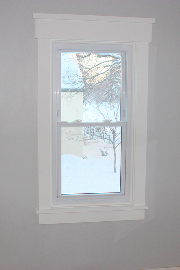 How To Install Craftsman Style Window Trim School Of