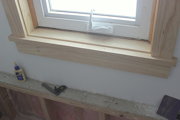 styles sills window interior design sill trim install