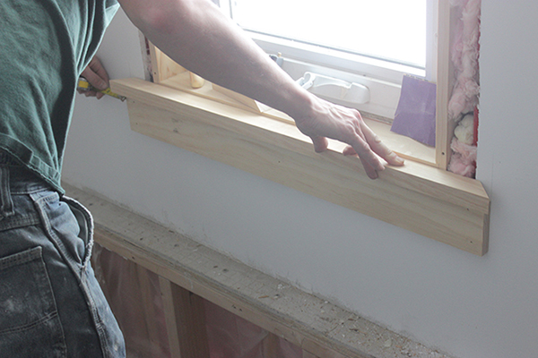 Gluing the Sill