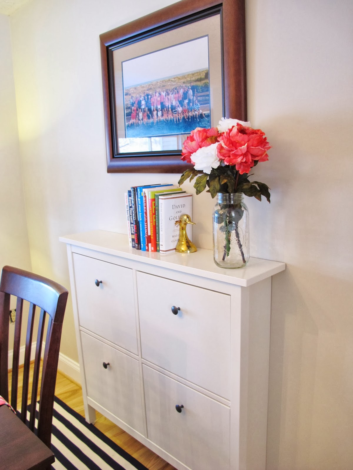Idea for Small Dining Room