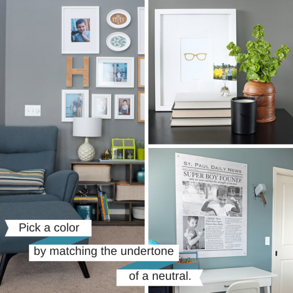 7 steps to create your whole house color palette teal lime for Whole house neutral paint colors