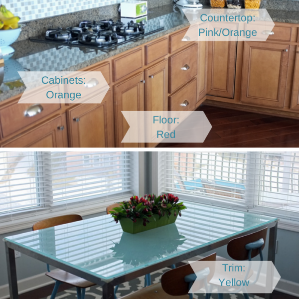 7 Steps To Create A Whole House Color Palette | Tealandlime@gmail.com