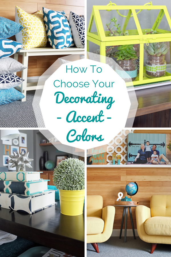 How To Create Your Decorating Accent Color Palette Tealandlime
