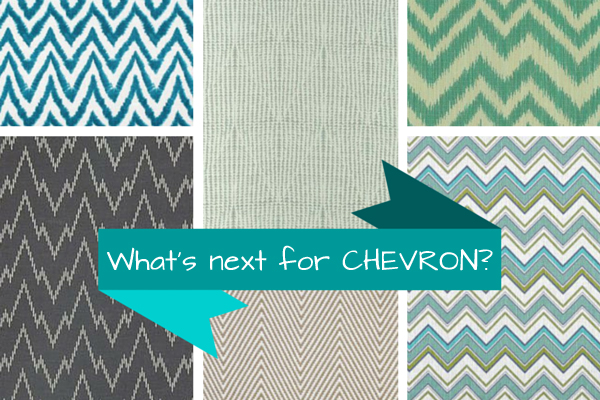 Is The Chevron Trend Over School Of Decorating Cool What Is A Chevron Pattern