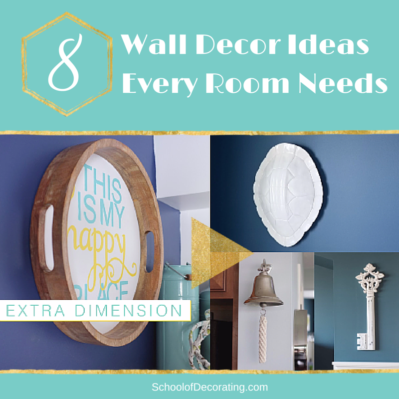 Video: 8 Wall Decor Ideas Every Room Needs