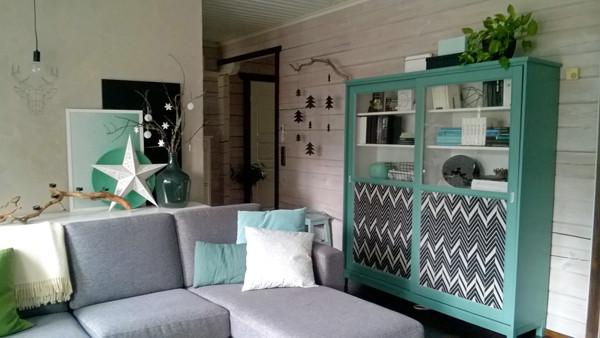 bookcase-makeover