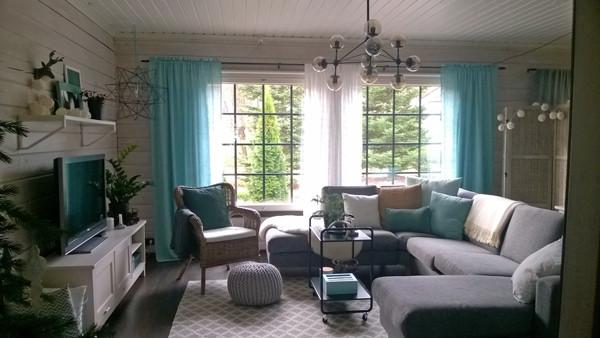 Beautiful Finnish living room