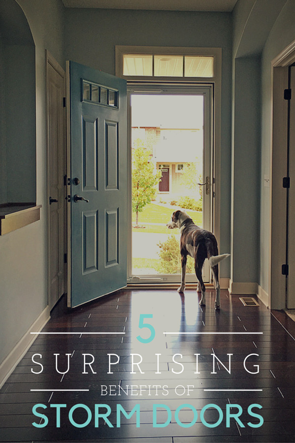 5 Surprising Benefits of Living with Full View Storm Doors - School of Decorating & 5 Surprising Benefits of Living with Full View Storm Doors - School ...