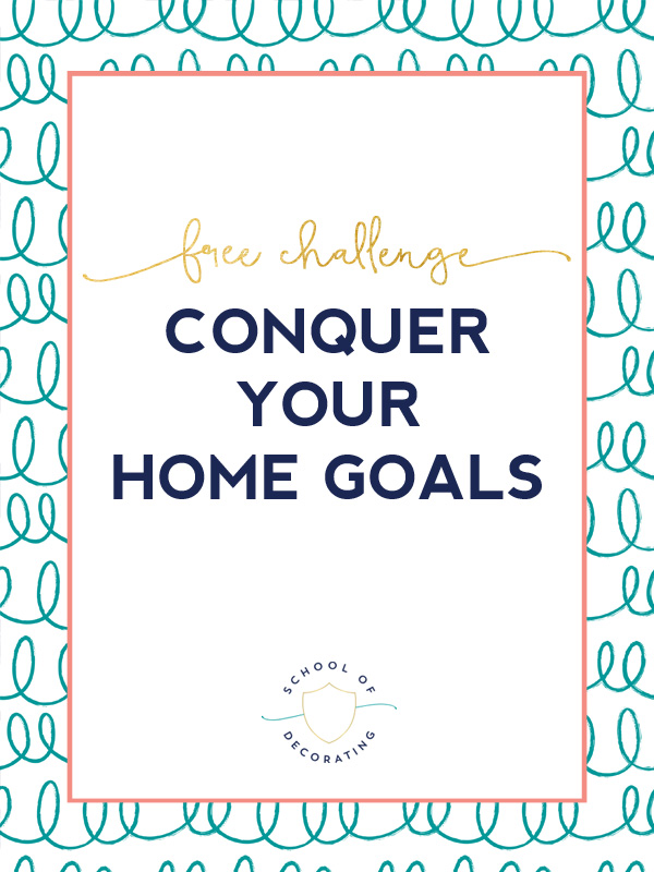 Get more done in your home this year. Learn how to prioritize your to do list, pick the right projects and get them done. Click through to start this fun challenge.