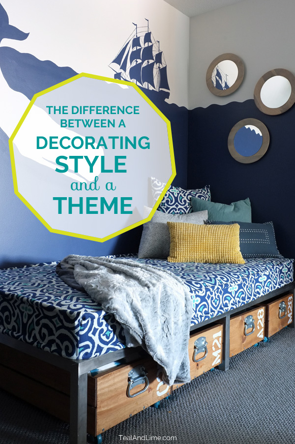 The difference between a decorating style and a decorating for Decorating styles explained
