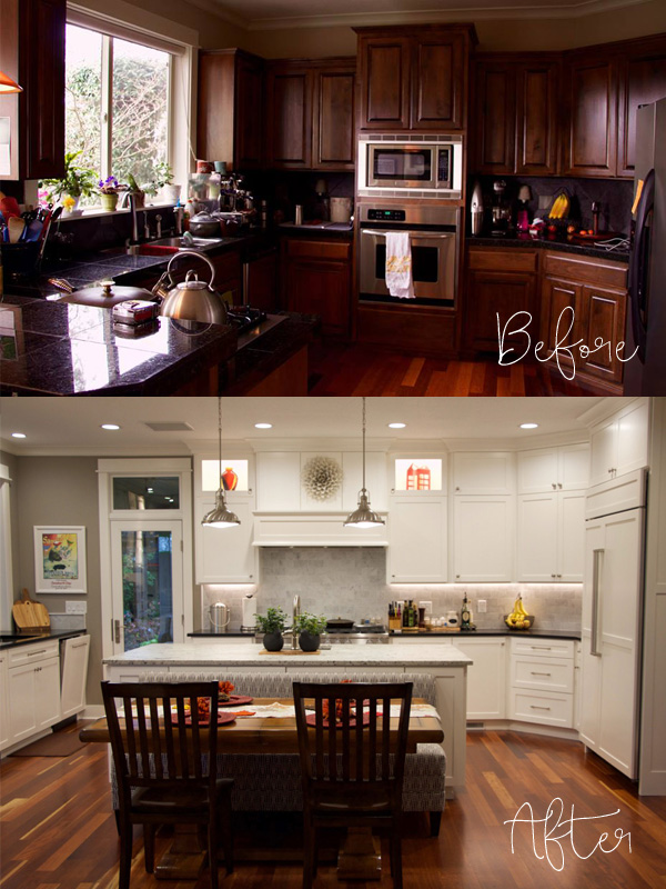 Breathtaking Kitchen, Living Room and Master Suite ...