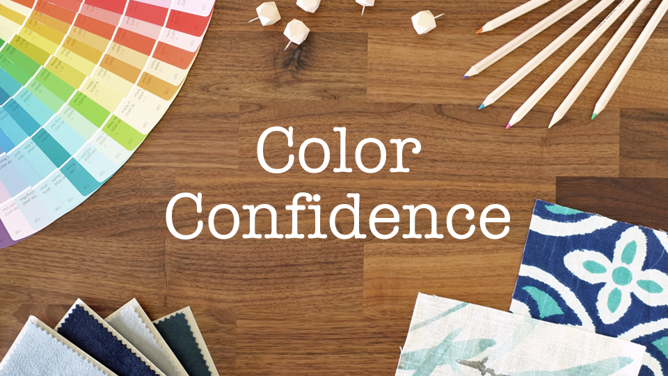 Color Confidence course from School of Decorating