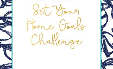 Free Challenge: Set Your 2017 Home Goals