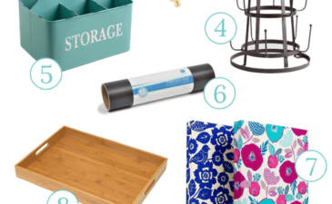 Fave Finds: Organizing on a Budget