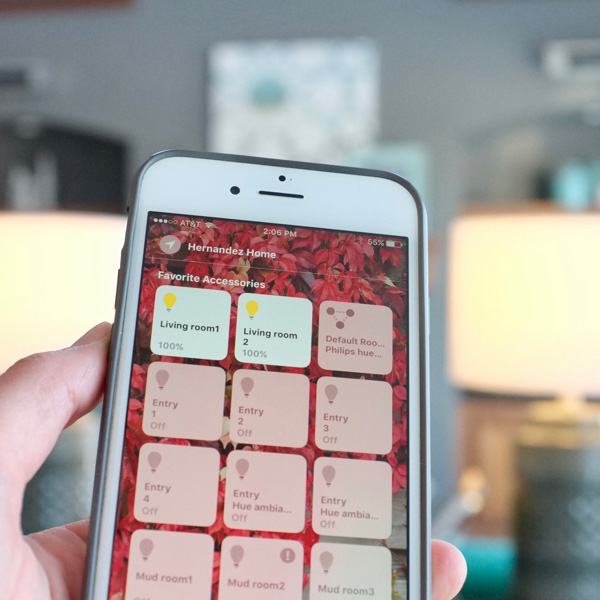 Control every light in your home from your phone. This easy, affordable lighting automation system has change my life in ways I could have never imagined. Now, the lights tell the kids when to go bed. Click through for eight more perks of automated lighting.