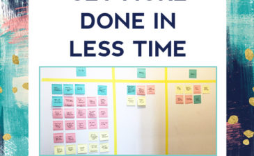 How to Kanban: Finish More Projects in Less Time