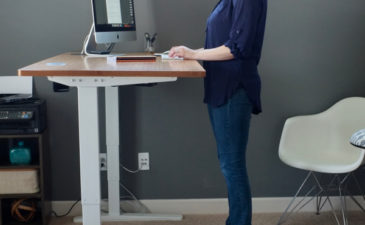 How I Transitioned to a Standing Desk