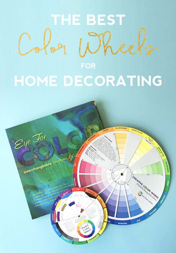 These Are The Three Best Color Wheels For Decorating And Figuring Out A Scheme